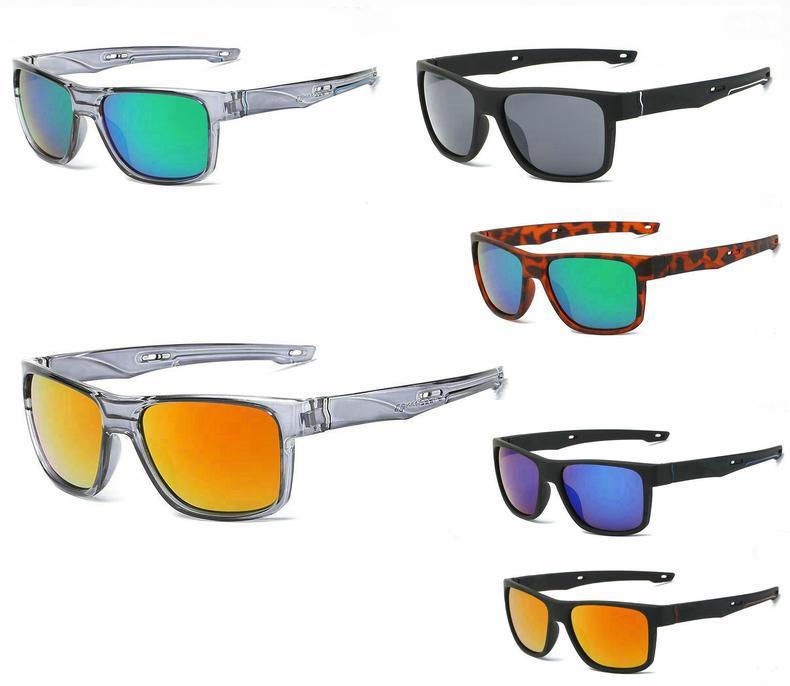Entrega grátis Mix Cor vidros de sol Moda mulheres novas dos homens dos óculos de sol clássico desporto ao ar livre sol óculos 20pcsl.
