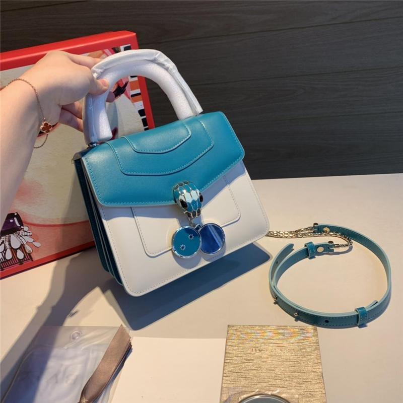 Borse Borse Fashion 2021 Brand Messenger Top Quality BVL Nuovo lussuoso singolo crossbody borse borse Designer spalla BQDPI