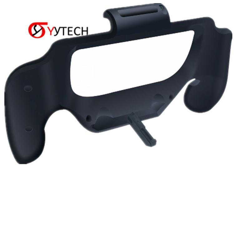 Syytech ABS المحمولة تحكم قبضة حامل شل غطاء مقبض حامل قوس مهد لنينتندو لايت لعبة الملحقات