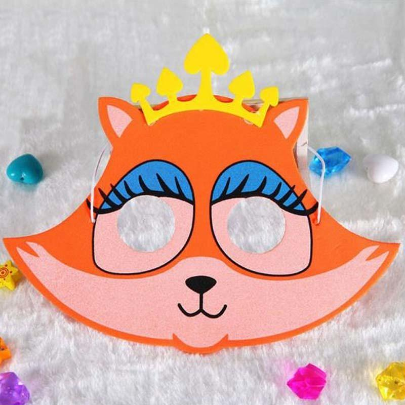 's Mask Direct New Factory Foam Animal Children Day Halloween Christmas Hot Clothing Props Free Shipping