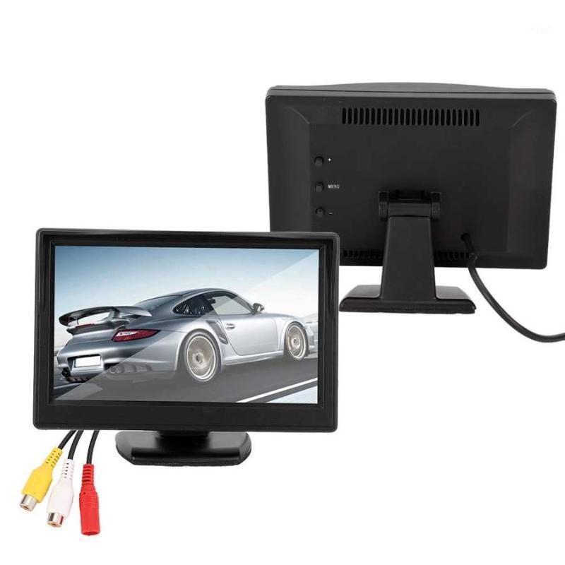 Monitores Monitor de pantalla de 5 pulgadas de 5 pulgadas TFT TFT LCD Pantalla AV INTENCIÓN AV Prefused 800 x 480 HD1