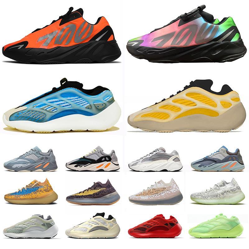 adidas yeezy boost wave runner 700 v2 yeezys 380 alien yezzy yezzys boots 700 v3 Kanye West scarpe da corsa per donne Mens Azareth vanta LMNTE Pepper Sneakers Trainers