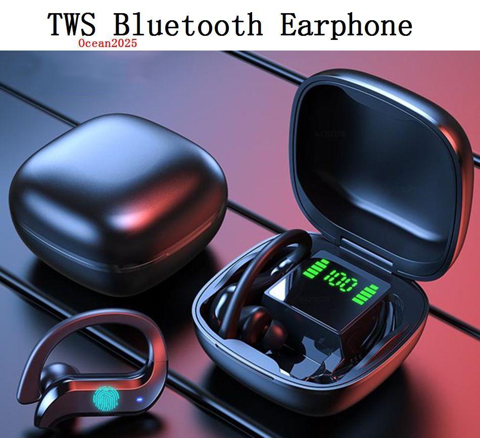 TWS Bluetooth 5.0 наушники TWS Беспроводные наушники HiFi Stereo 9D Sporte Earbuds Handsfree с микрофоном