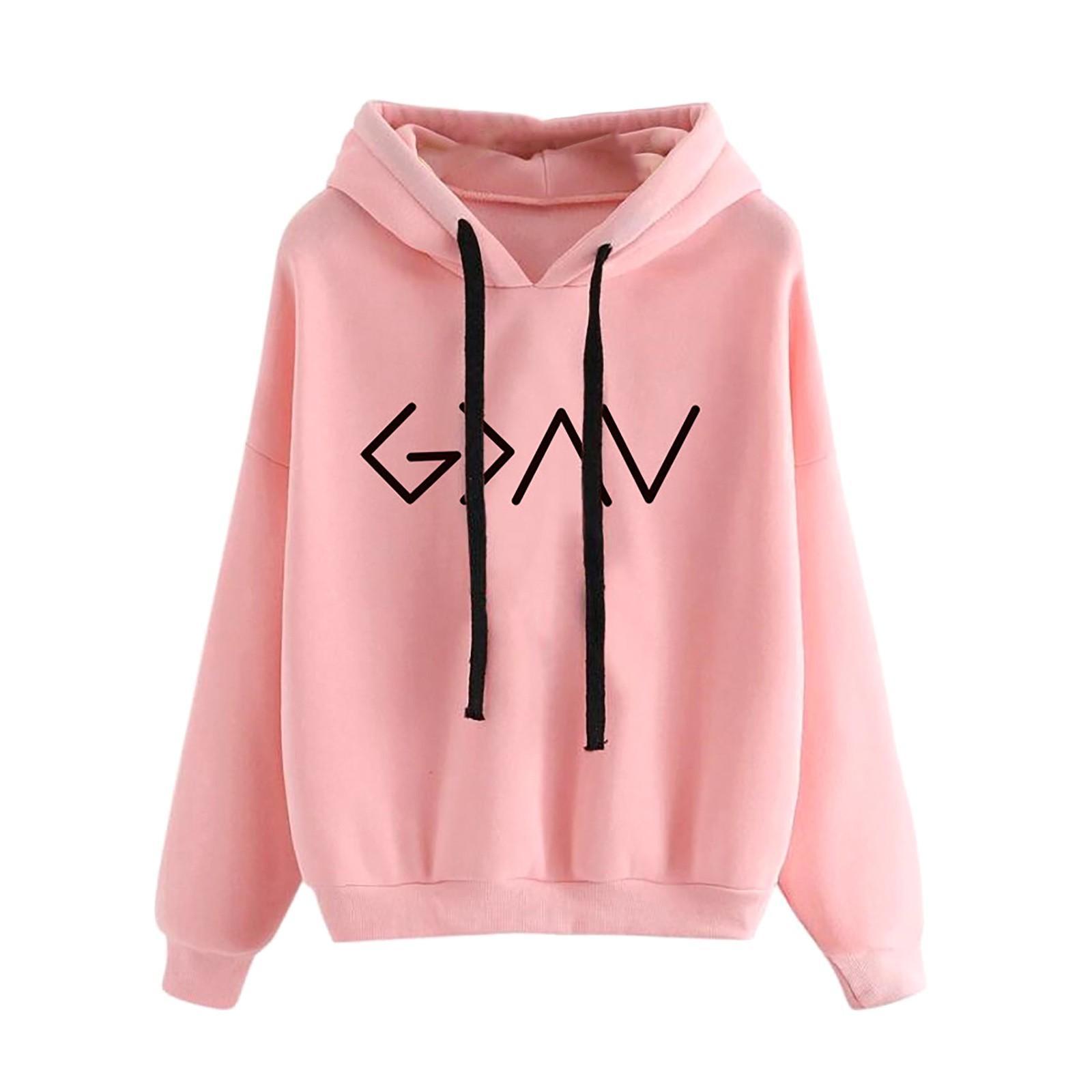 Roupas de inverno mulheres novidade moda outono hoodie moletom pullover tops de mangas compridas confortável