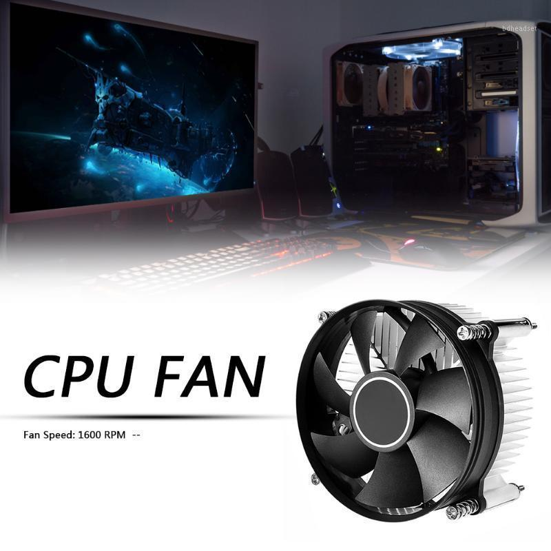 ID-COOLING DC 12V CPU Cooler Fan Desktop Cooling System for Intel LGA 1150/1155 PC Computer Water Cooling Accessories1
