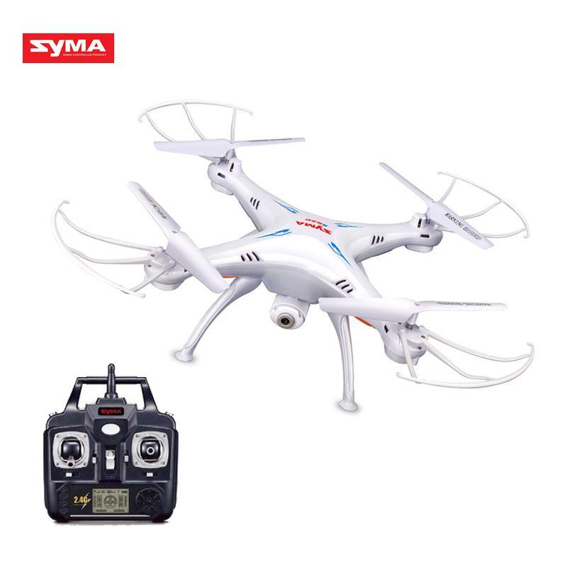 Heißer Verkauf original syma x5c x5c-1 4CH Hubschrauber RC-Flugzeug oder X5 ohne Kamera-Steuerung / HD-Kamera-Quadkopter-Drohnenspielzeug