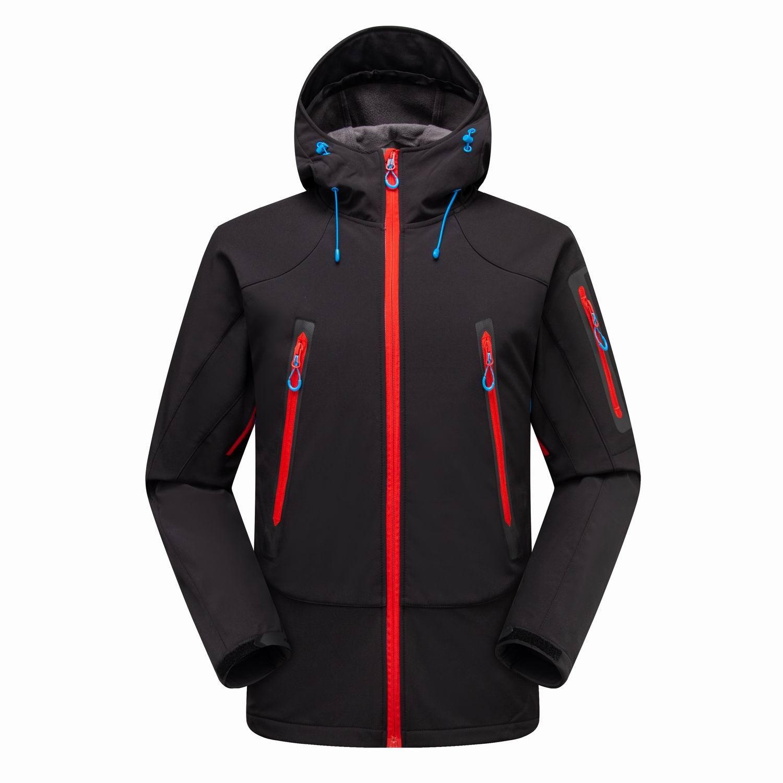 Fashion-North Face Mens Designer Cappotto solido casuale del rivestimento di colore atletico con cappuccio Giacca a vento caldo soft shell cappotto di trasporto 1460