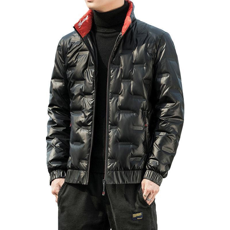 Uomini Cappotto del piumino degli uomini rivestimento di inverno 2020 nuovi designer Giacche invernali Uomo Giù cappotto