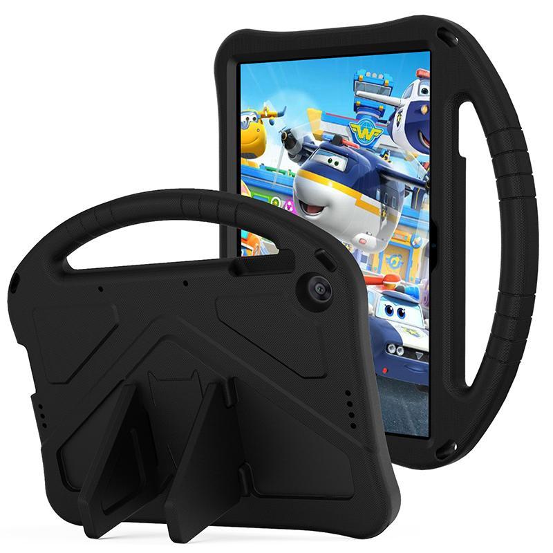 MatePad T10 9.7 Cubra à prova de choque com kickstand e alça para Huawei MatePad T10S 10.1 MediaPad T5 Eva Case