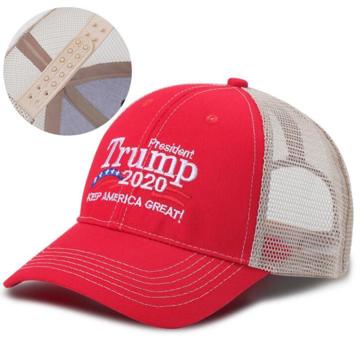 Hot sales Donald Trump Baseball Cap Make America Great Again Hat Embroidery keep America Great hat Republican President Trump caps KKF2333