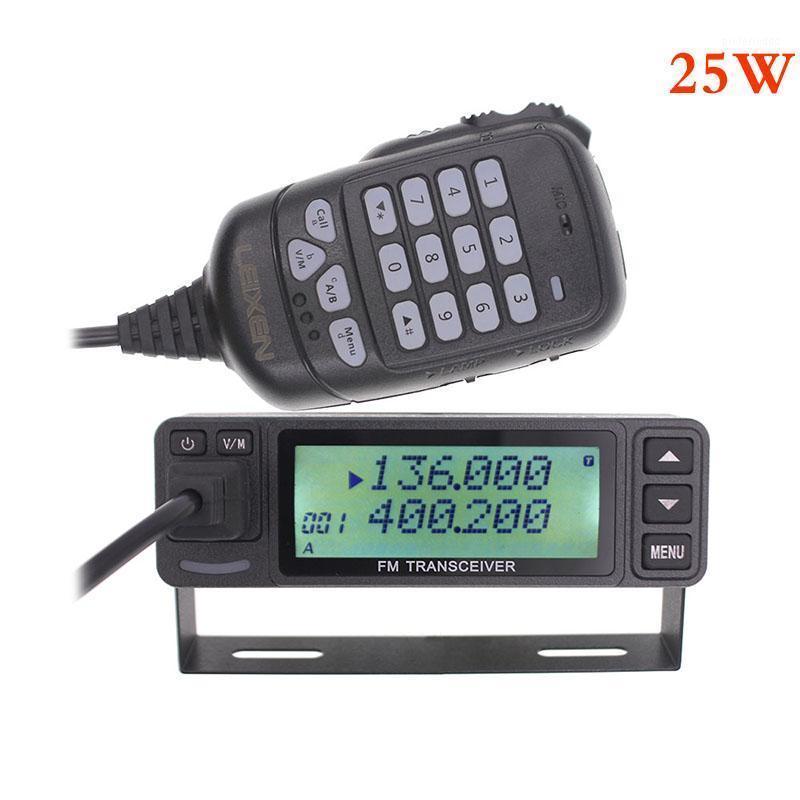 Walkie Talkie Leixen VV-998S VV-998 Мини 25 Вт Двойной диапазон VHF UHF 144/430 МГц Мобильная трансляция любительской ветчины радио Автомобиль радио1