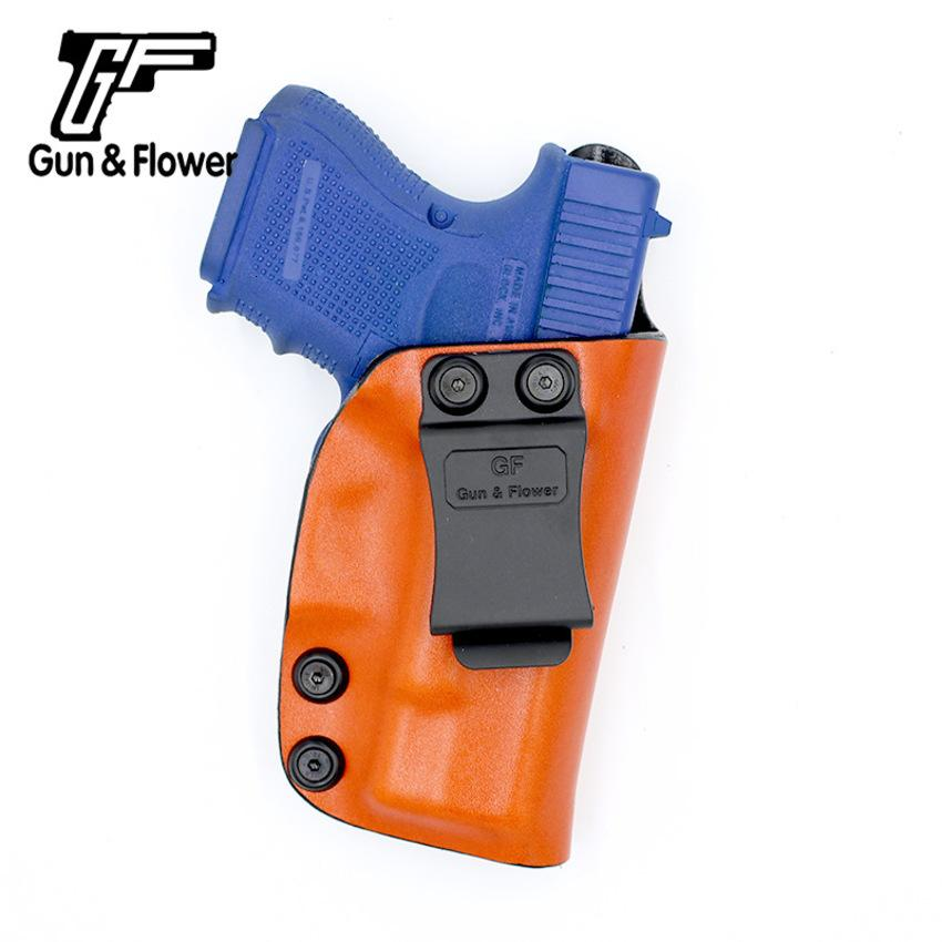 Gunflower Movie and Tv Props Kydex with Italian Pi G26 Holster 0DLC