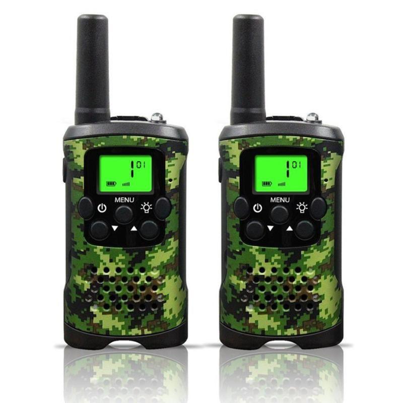Rádio 2pcs Walkie Talkies Crianças Para Motorola Mini Crianças Driving Car 0,5 W