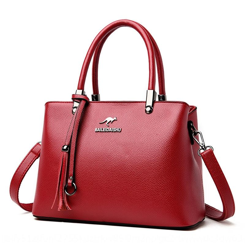 Versátil Individual Mensageiro moda atmosfera bagshoulder ZIO5m bolsa de ombro bagmom bolsa das mulheres 2020 novas mulheres