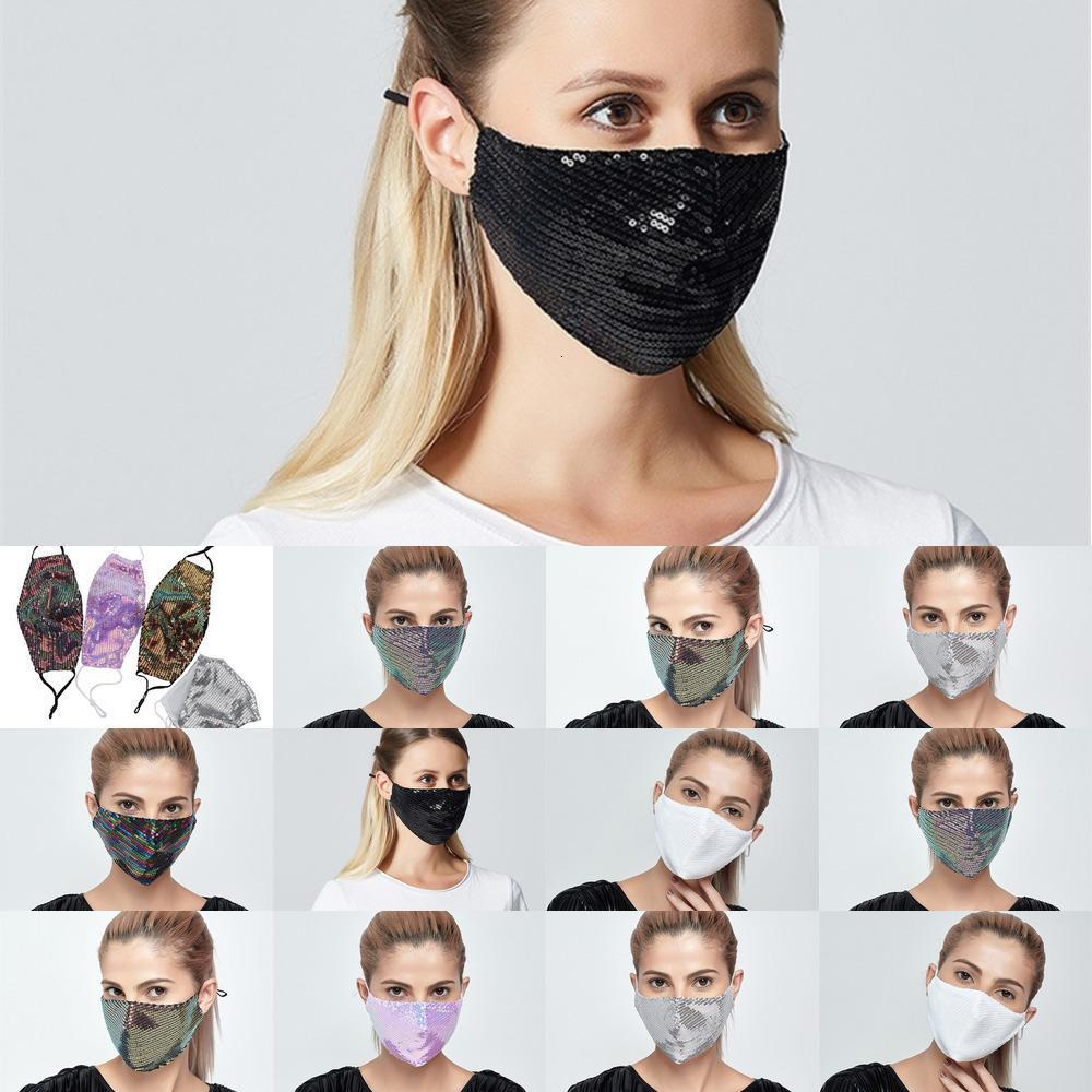 FACTORYISD2FACE con máscaras de moda con máscaras de moda con máscaras de verano Filtro de verano Mascarillas de algodón PM2.5 Máscara colorida transpirable fina 7