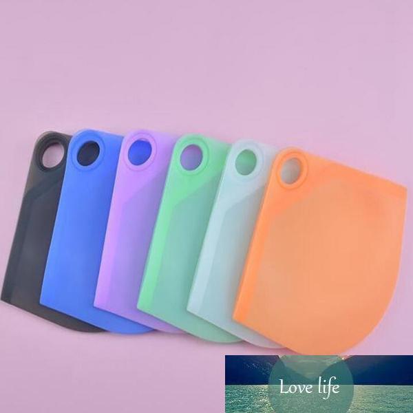Silicone Masque Organisateur 6 Couleurs Portable masque anti-poussière visage Porte cas de stockage Sac à provision étanche à l'humidité couverture