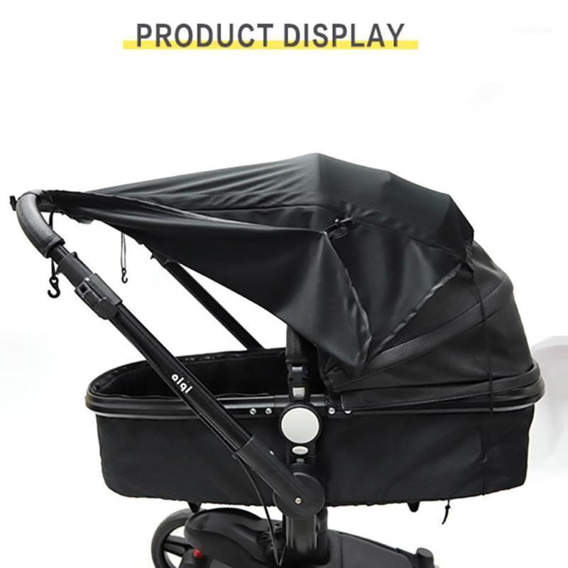 Детская коляска навес с UPF50 + УФ-защита Защита Солнцезащита Навес для ствола / Прам1