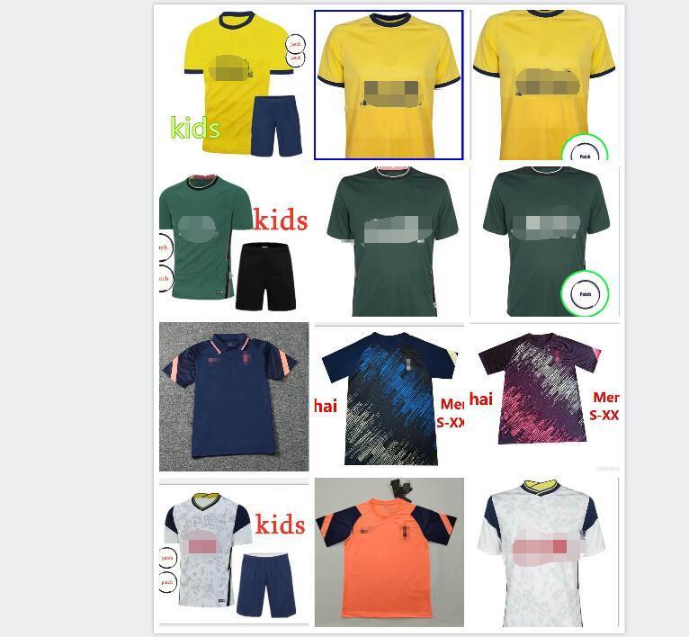 Tottenham KANE Spurs Soccer Jersey 2020 2021 LUCAS Eriksen DELE Maillots SON Ndombele Bergwijn 20 21 Football Chemises hommes + set enfants