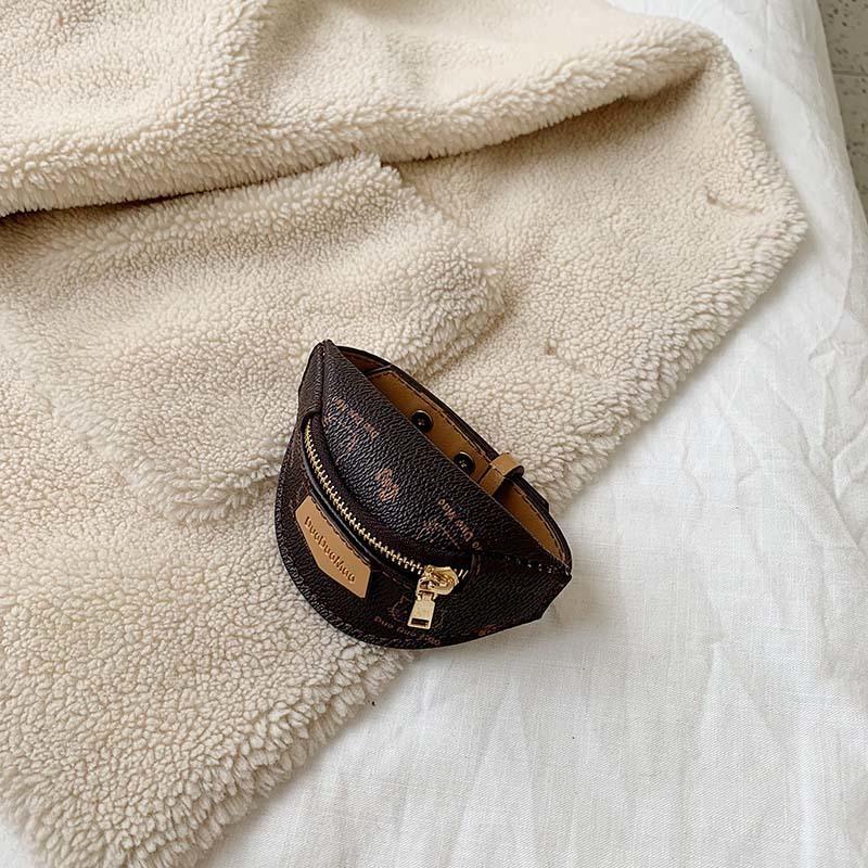 مصغرة للنساء 2020 الأزياء الكورية إصدار جديد الجمهور الفرنسي حقيبة معصم اليد الفاصل أكياس Q1116