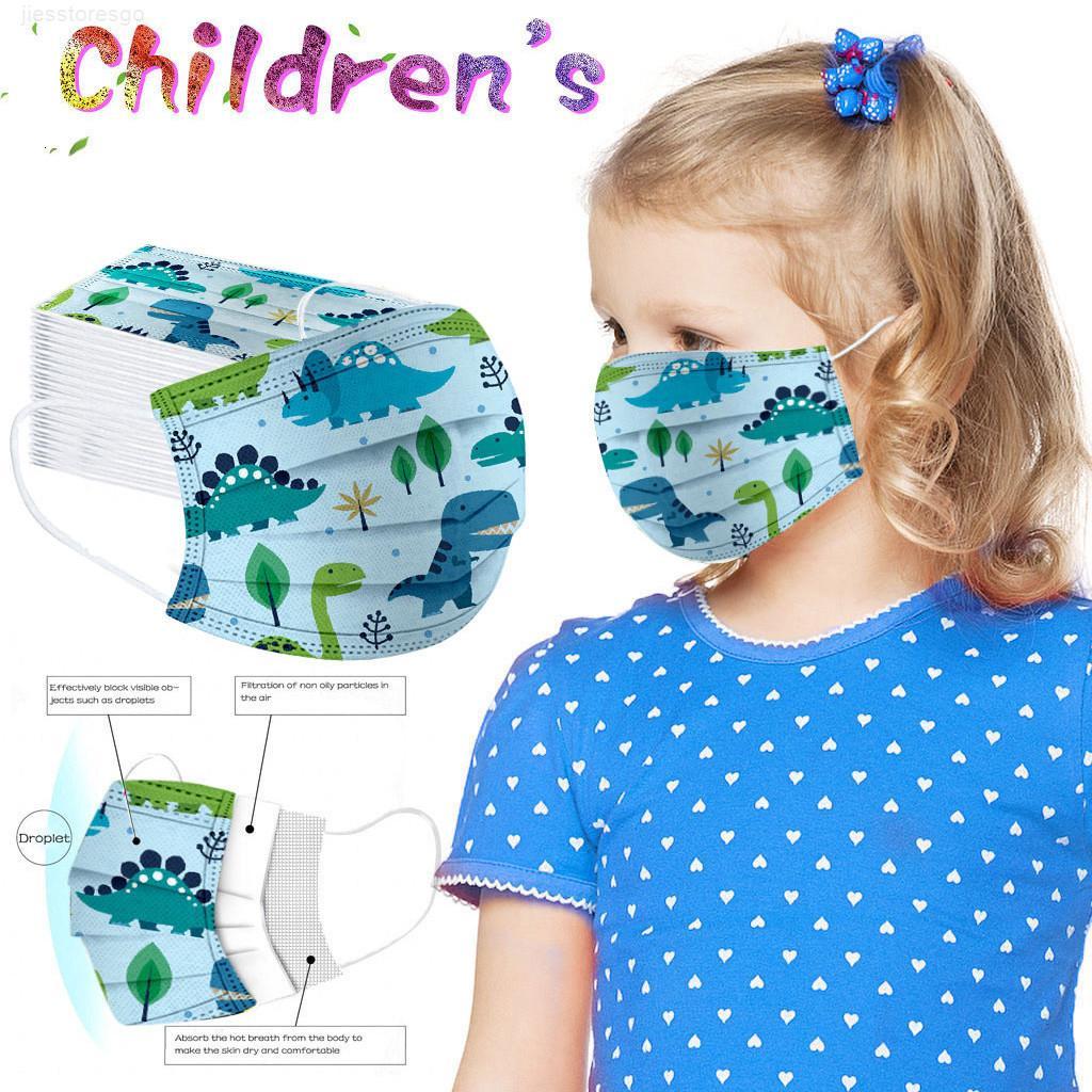 enfants Mascarillas masque de dessin animé à usage unique Maske mondmasker mode mundschutzmaske 3PLI oreille non tissée à boucles tapabocas masker Masque