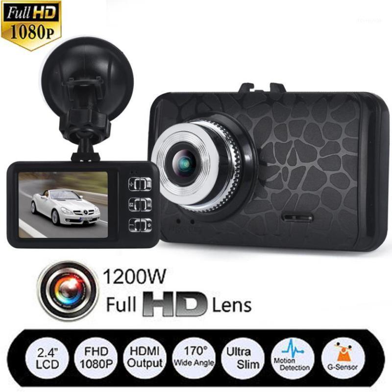 HD 2.5 '' LCD 1080P Veículo Camera Video Recorder Dash Cam Noite Vision Pixels 2600W Preto Mini5pin USB2.0 Z11151