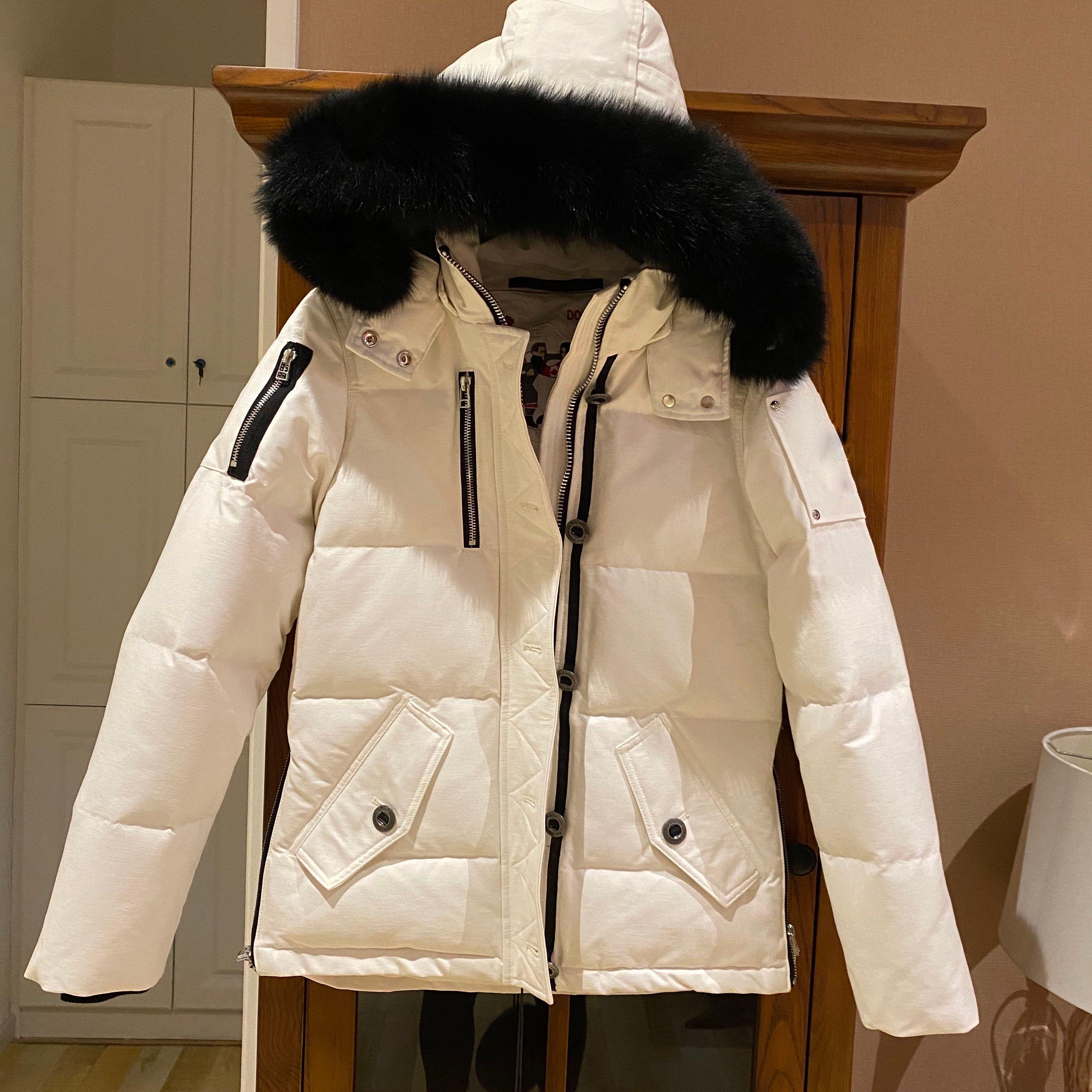 Giacca da uomo in inverno Giacca down Giacca a vento a vento spessa calda con cappuccio moda mens cappotti invernali di alta qualità Bianco Anatra Pulffer Giacche Topshop1588