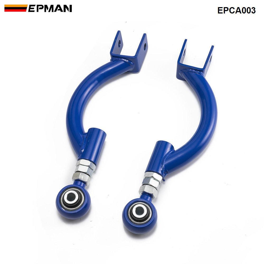 EPMAN  -  95-98日産S14のための後部調節可能なアッパーキャンバーコントロールアームキットS14スカイラインGTR R33 EPCA003