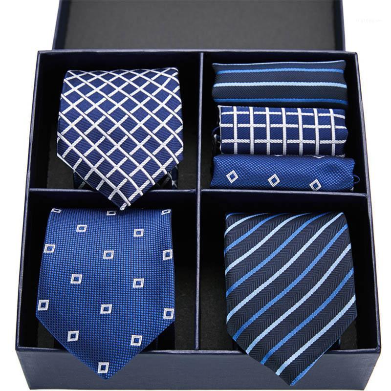 الرابط القوس بنغيز الحرير الرجال التعادل مجموعة مناديل حفل زفاف الأعمال الأزياء العنق 7.5CM1