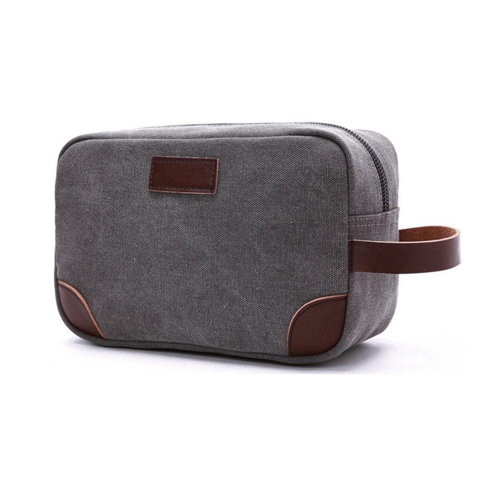 Borsa Uomo Tracolla impermeabile Personal Pocket Zipper raccoglitore del telefono Holster Crossbody Strap Borse tas