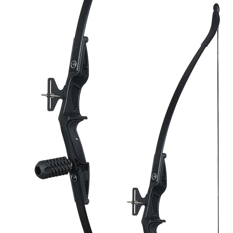 Arco recurvado arco derribado disparando arco arco recto con flecha descanso tiro con arco de tiro al aire libre Accesorios de tiro