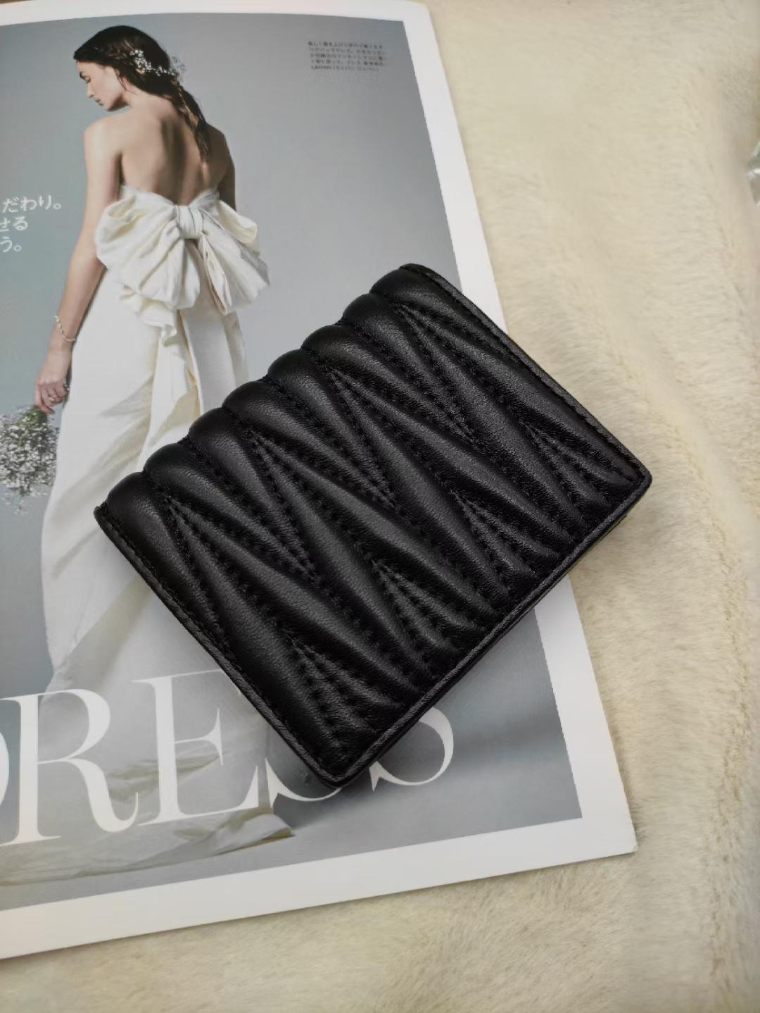 Moda Mini Kart Çantası, Sikke Çanta Depolama Organizatör Çantası Taşıma