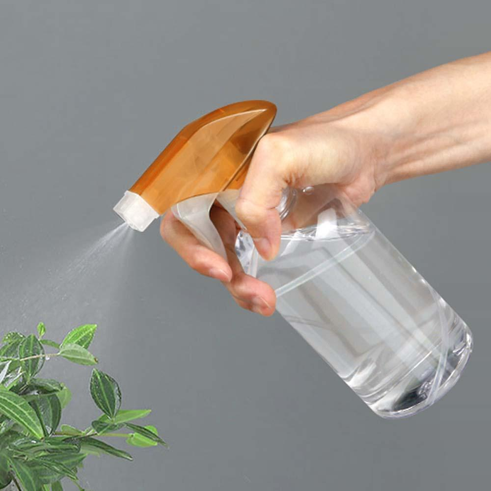 250/400/500 ml Reinigungsspray Flasche leer Mist Sprühflasche Trigger-Typ Kunststoff Bewässerung Reinigung Garden Supplies