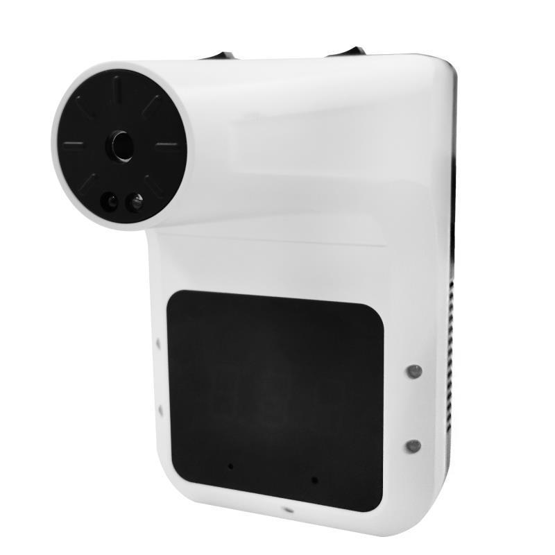 New Q3 berührungslosen Infrarot-Thermometer Digital Q3 Handtemperatursensor Laser mit Alarm Wand befestigten LCD-Display
