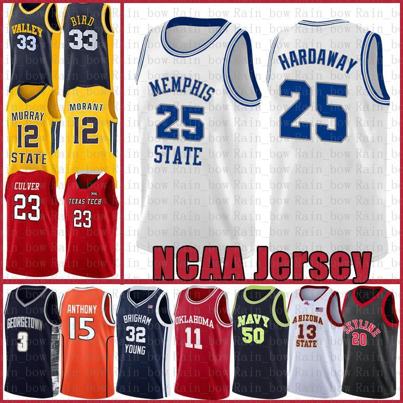 NCAA Anfernee 25 Hardaway NCAA LeBron 23 James Kawhi Dwyane 3 Wade Léonard Stephen 30 Curry Basketball Jersey Allen 3 Iverson Irving Ray 34