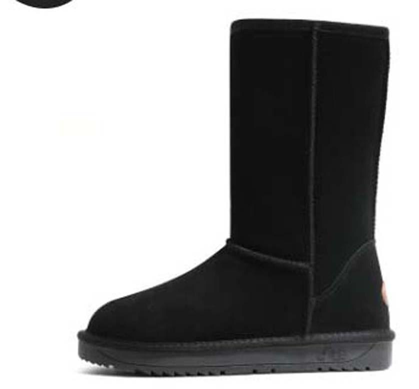 Tacchi classici stivali alla moda e squisito Womens stivali alti e Spazi Aperti moda gli stivali da cowboy Genuine Leather Martin avvio con la scatola P15