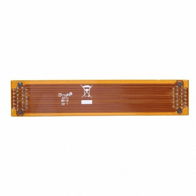 8 centimetri flessibile 80 millimetri SLI ponte PCI-E Cavo connettore della scheda video per ASUS all'ingrosso zcLg #