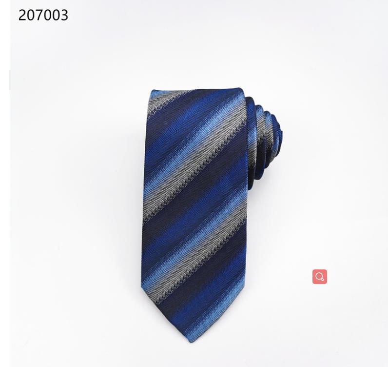 20 Nouveau classique rayé hommes pourpre cravates jacquard tissé 100% soie bleu et blanc de cravate des hommes d'affaires formel cravates Livraison gratuite