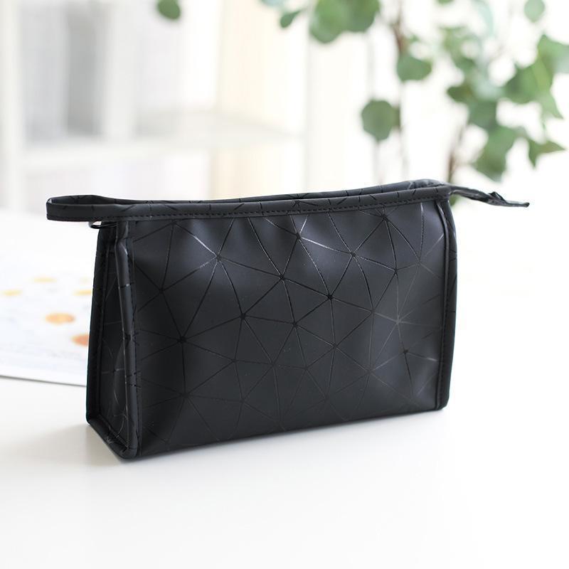Ausgehen Reisetasche Handtasche Medium PU Make-up Makeup Tasche Weiche Lippenstift Lidschatten Empfangen japanischer Stil Material CJMFH