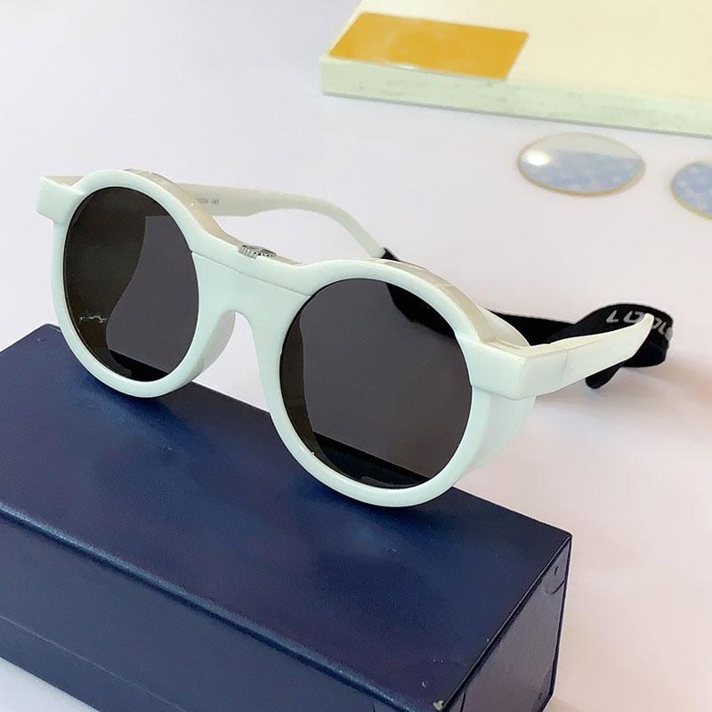 Новая мода Роскошные солнцезащитные очки и солнцезащитные очки Анти-ультрафиолетовая круглая рамка Лучшие очки качества и оригинальный Box 1320