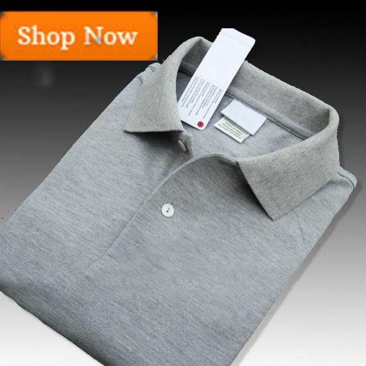 Noir Haute Qualité Crocodiles Polo Chemise Hommes Solid Coton Shorts Polo Summer Polo Homme T-Shirts Mens Polos Chemises Poloshirt WB168