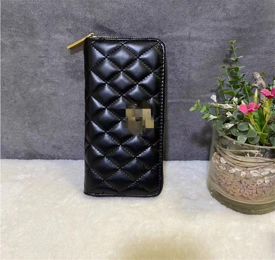 Оптовые- Pabojoe Bifold Business # 747 Мужская кошелек сцепления Натуральная кожа 14 сумочка Vintage Vintage Leisuire на молнии Держатель телефона Кошелек LO SNGB