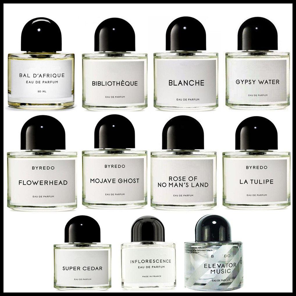 EPACK Ünlü Vücut Makyaj 50 ml Parfüm Eau De Parfum Sprey Cam Şişe Blanche Süper Ceder Çingene Su Yüksek Kalite