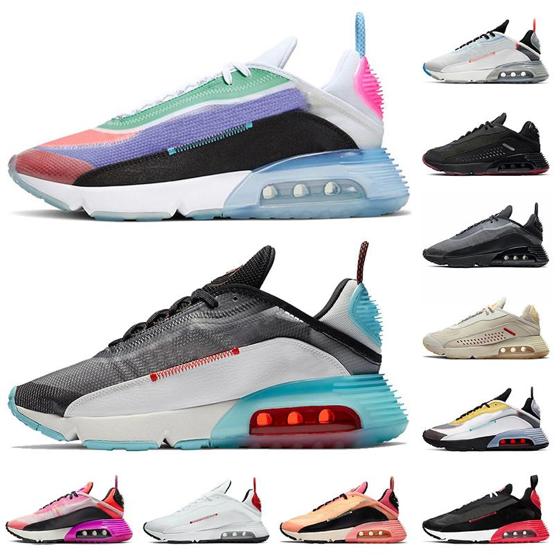 nike air max 2090 air 2090 nike 2090 Free Run Almofadas Mulheres Homens Running Shoes Be True Bleached do Aqua do sol Laser Azul Praia Grande Trainers Sneakers Runner