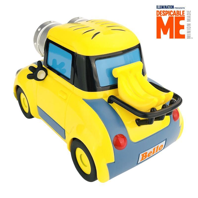 2019 NUOVEST MINIONI Copia legale Auto con modello Elettrico 2.4G Parent-Child Telecomando wireless per bambini regalo