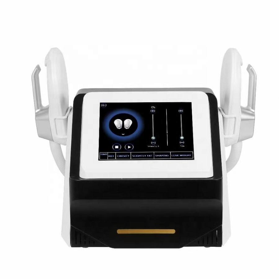Горячие продажи Портативный HIEMT emsculpt машина для похудения с ультразвуковой кавитации Lift ягодиц уменьшить жир мышечной EMSculpt красоты оборудование