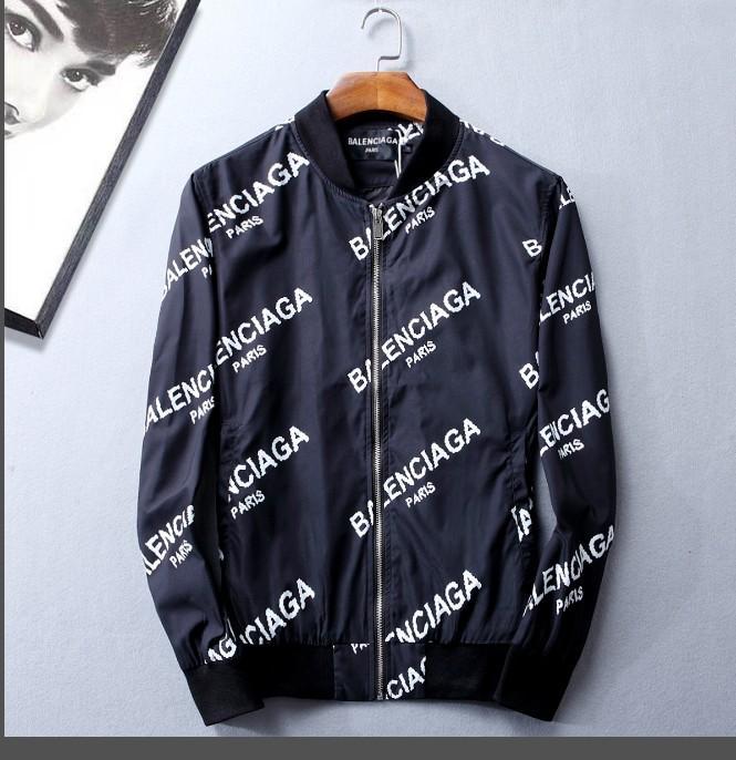 Nuova giacca europea di alta qualità per l'autunno e l'inverno, linea di moda di lusso per il partito abbigliamento maschile, TAGLIA M ~ 3XL # 556
