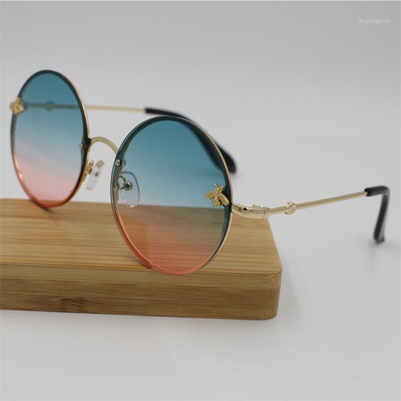 occhiali da sole ape occhiali da sole da donna occhiali da sole ormless rotondo occhiali da sole rotondi telaio maschile uomini donne occhiali da sole rotondi1