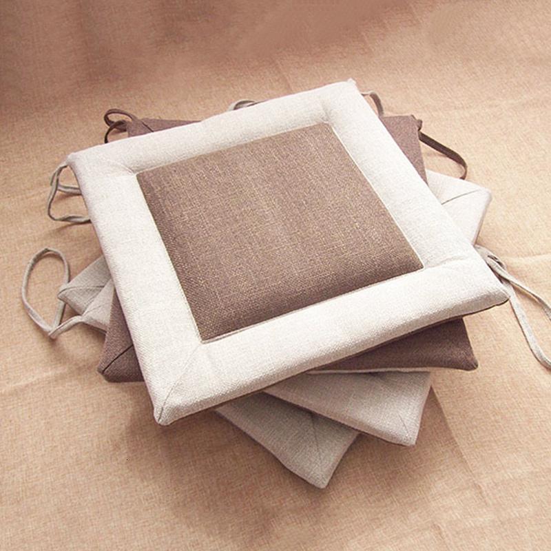 Ropa de cama Tatami Patchwork Japonés Pad Hielo Jardín trasero Sofá para Patio Billón Silla Asiento Comer Room Square Besos