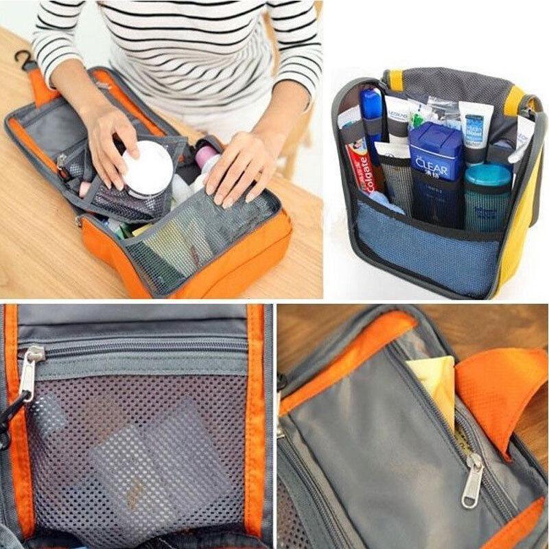 4Colors Travel Suspendre Sacs Sacs imperméables Vêtements Langage Bagage Organisateur Pochettes Sacs d'emballage