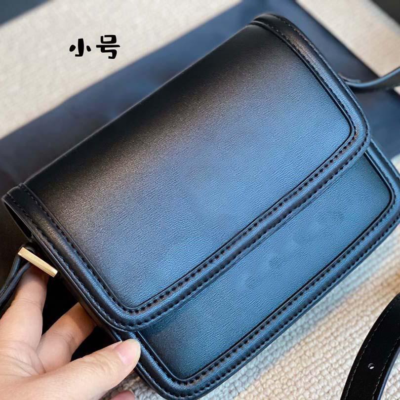 2021 럭셔리 패션 브랜드 디자이너 mini17 * 14cm 메신저 가방 가죽 핸드백 레이디 5A + 고품질 어깨 가방 상자